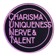 CHARISMA UNIQUENESS NERVE & TALENT PATCH - PACK OF 6 - Extreme Largeness Wholesale