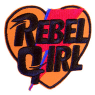 REBEL GIRL PATCH - PACK OF 6