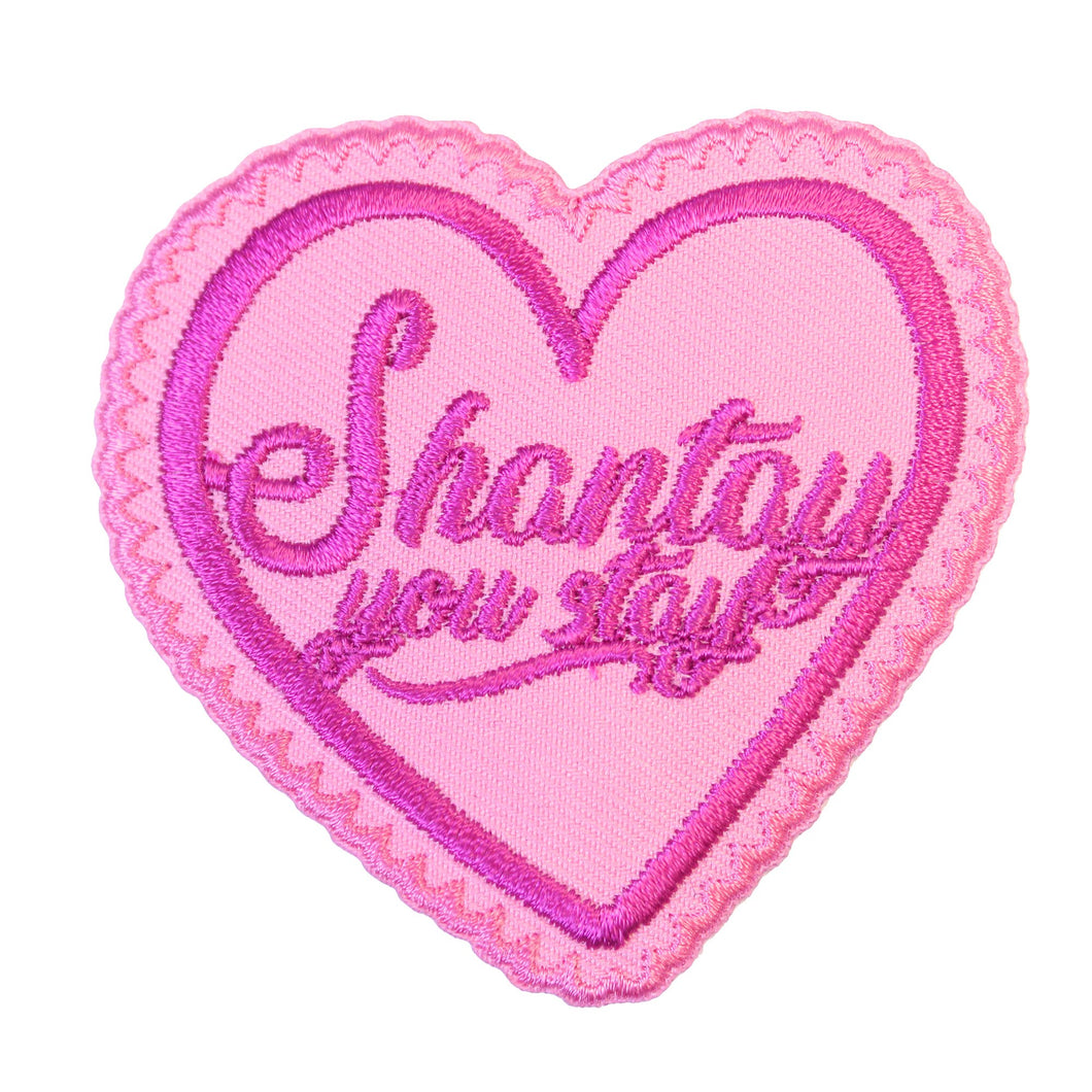 Shantay You Stay Patch - Extreme Largeness Wholesale