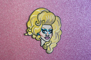 TRIXIE MATTEL PATCH - PACK OF 6