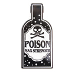 POISON ENAMEL PIN - PACK OF 5 - Extreme Largeness Wholesale