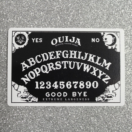 OUIJA BOARD STICKER - PACK OF 3 - Extreme Largeness Wholesale