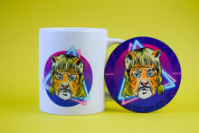 TIGER KING COASTER - PACK OF 3