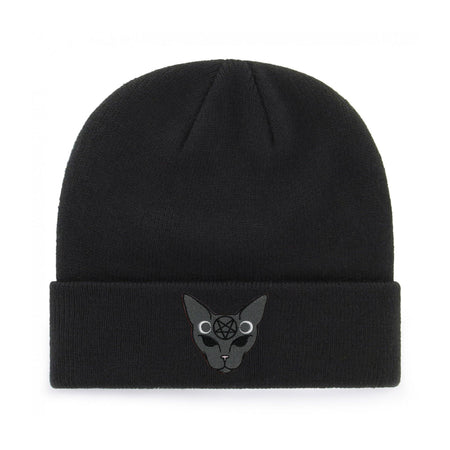 GOTHIC CAT BEANIE - PACK OF 3 - Extreme Largeness Wholesale