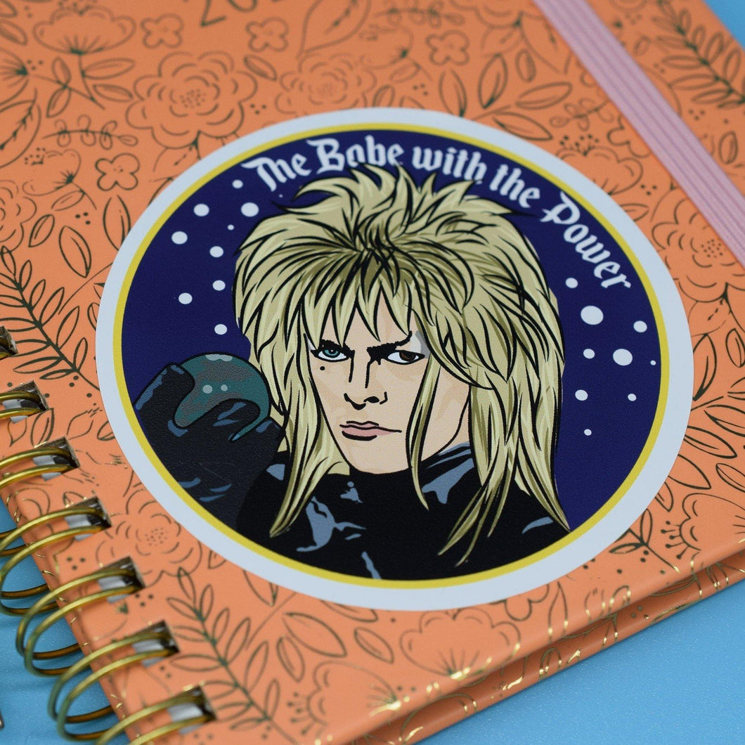 JARETH GOBLIN KING VINYL STICKER - PACK OF 3 - Extreme Largeness Wholesale