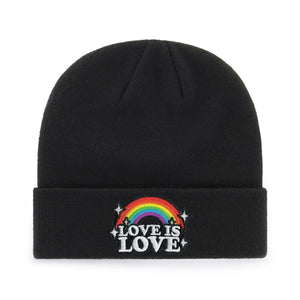 LOVE IS LOVE BEANIE - PACK OF 3