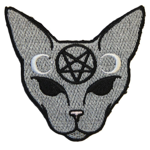GOTHIC CAT PATCH