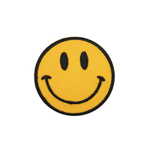 SMALL SMILEY PATCH
