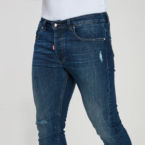 RIGA - jeans slim fit