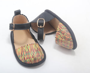 Ama Kente Girls Shoes