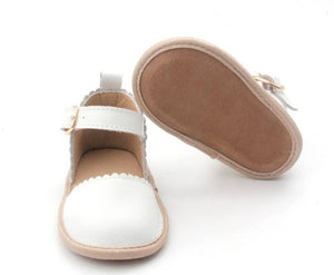 White Sarai Shoes