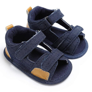 Baby Boys Toddler Canvas Sandals