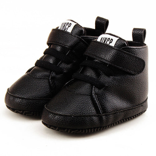 Baby Boys Hook & Loop Sneakers