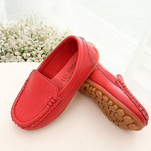 Baby Boys Loafers (Red, Yellow or Blue)
