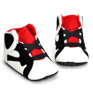 Baby Boys Hightop Sneakers