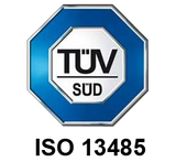 Suzuran Baby obtains ISO 13485 certification from TÜV SÜD, which is one of the most recognized and respected certifications in the global medical device market.