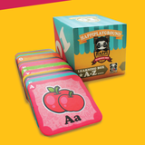 Suzuran Baby x HappiPlayground Learning Cards Volume 01 (A to Z Series)