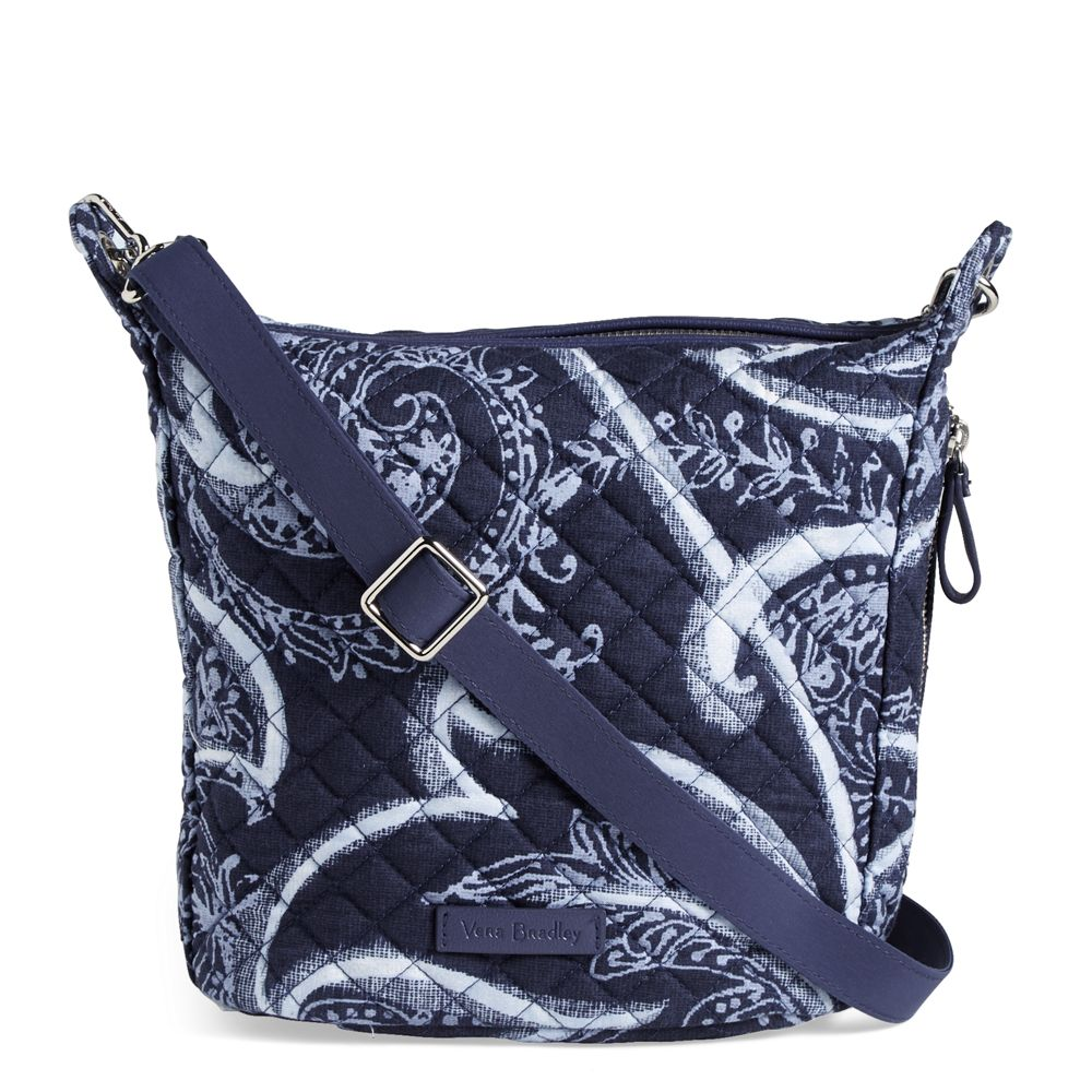Carson Mini Hobo Crossbody