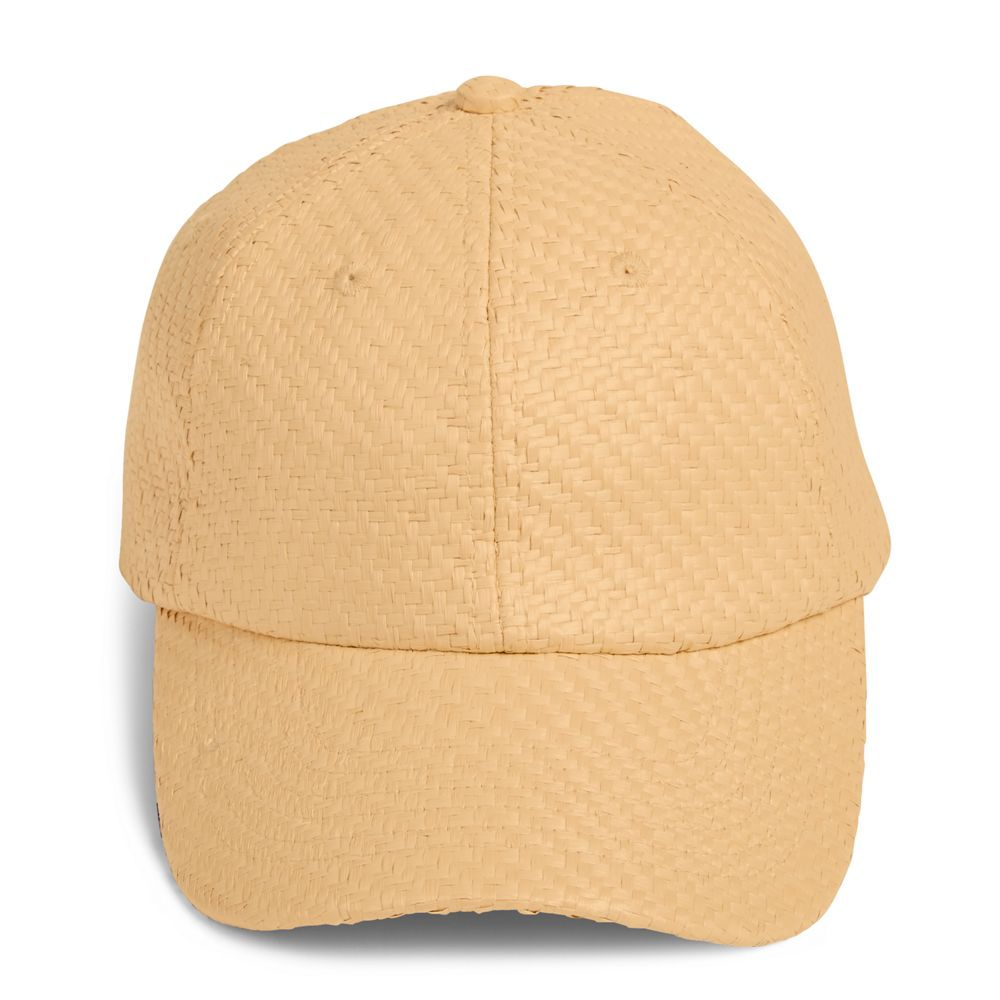 Straw Baseball Hat