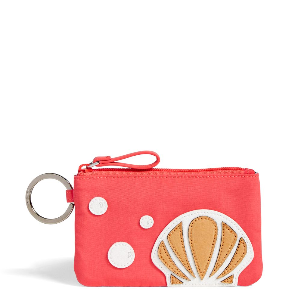 Clam Zip ID Case