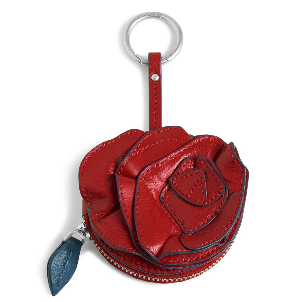Gallatin Rosy Outlook Bag Charm