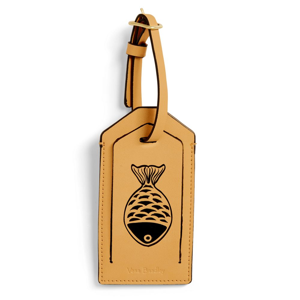 Go Places Luggage Tag