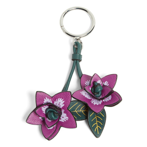 Iconic Flowers Bag Charm
