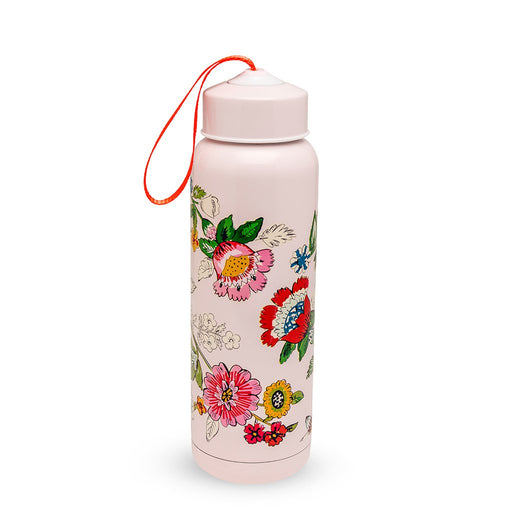 Vera Bradley Water Bottle - Blush Floral