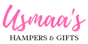 Usmaa's Hampers & Gifts Logo