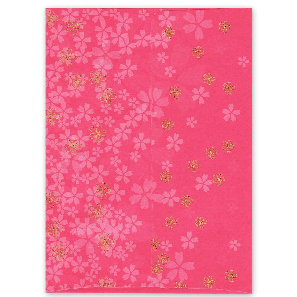 Flowery Stiletto Card - Usmaa's Hampers & Gifts