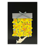Daffodil Gift Box Card - Usmaa's Hampers & Gifts