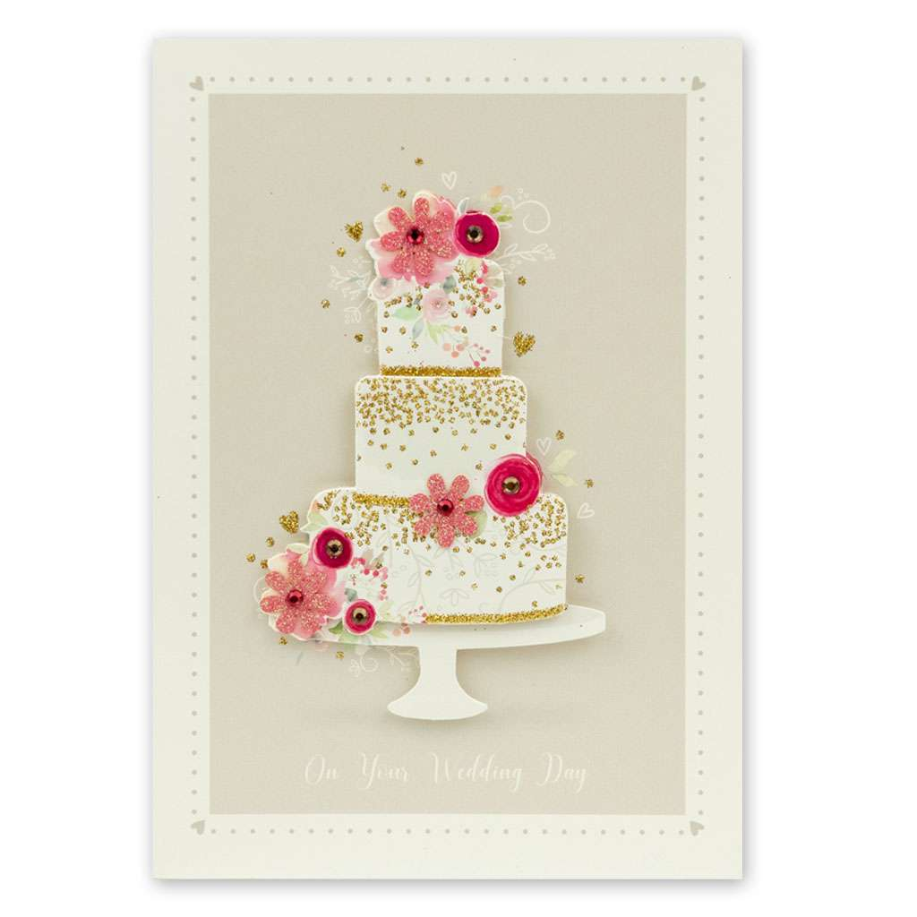 Wedding Card - Usmaa's Hampers & Gifts