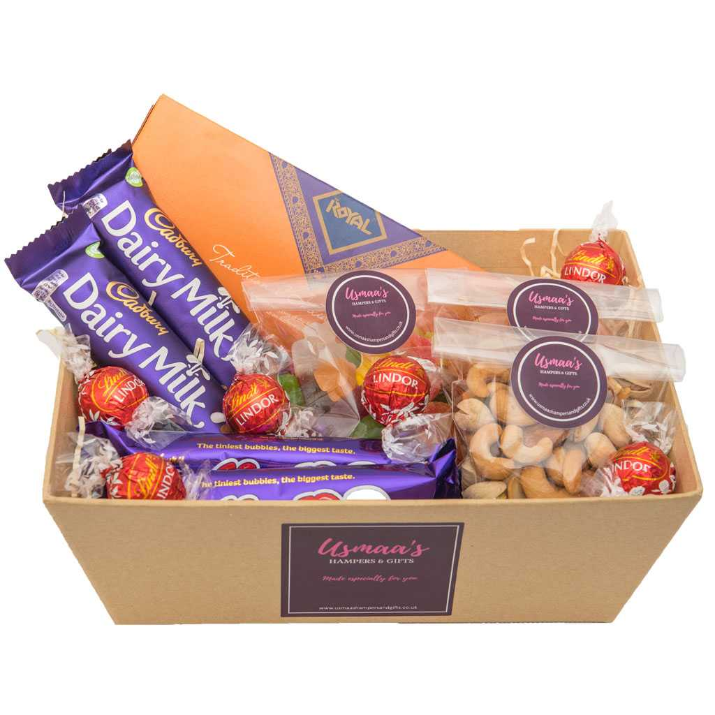Mithai Gift Hamper - Usmaas Hampers & Gifts