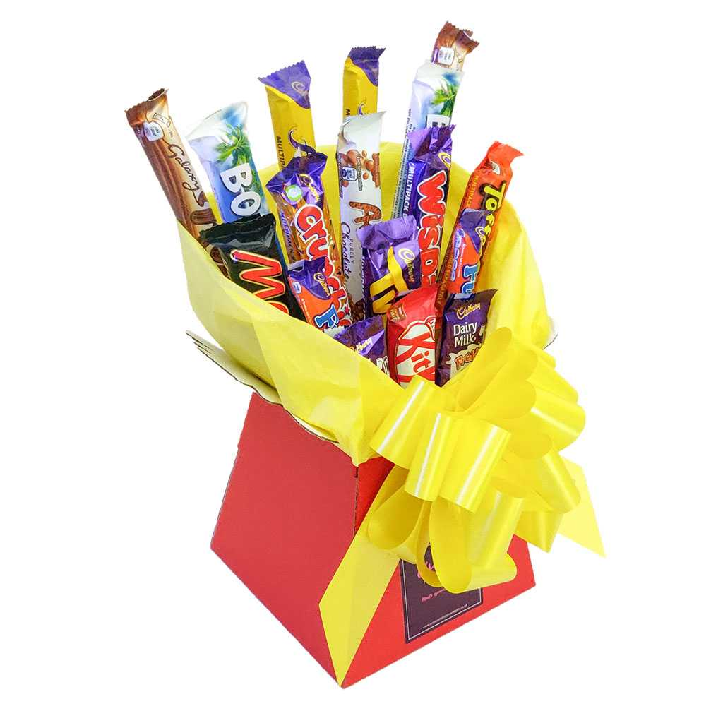 Chocolate Bouquet - Usmaa's Hampers & Gifts