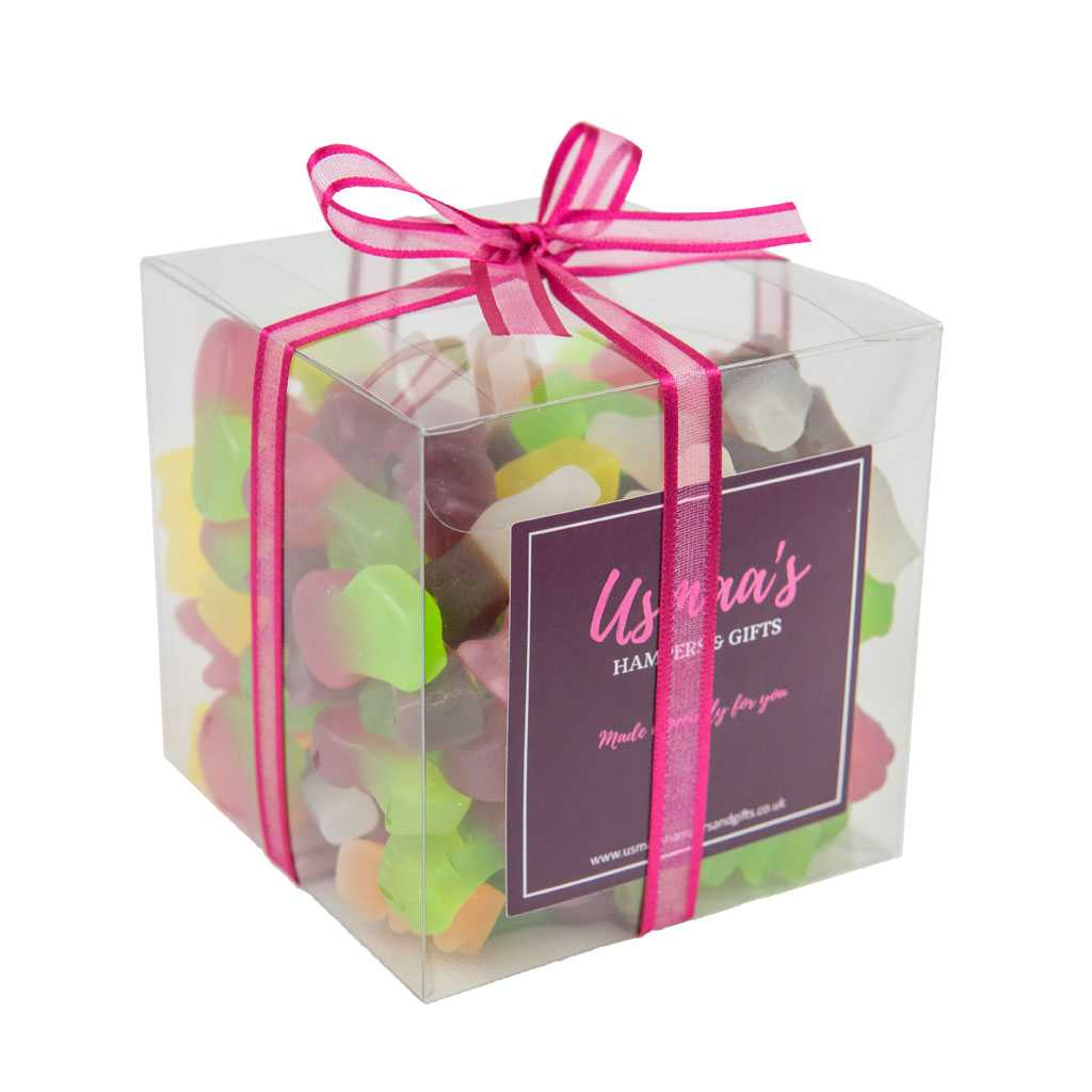 Jelly Sweets Cube - Usmaa's Hampers & Gifts