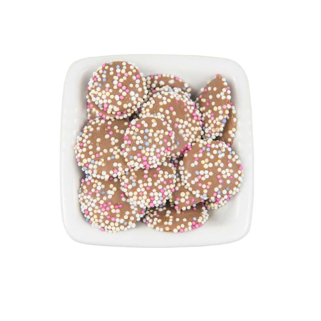 Milk Chocolate Jazzies Sweet Jar - Usmaa's Hampers & Gifts