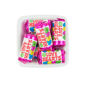 Love Hearts Sweet Jar - Usmaa's Hampers & Gifts
