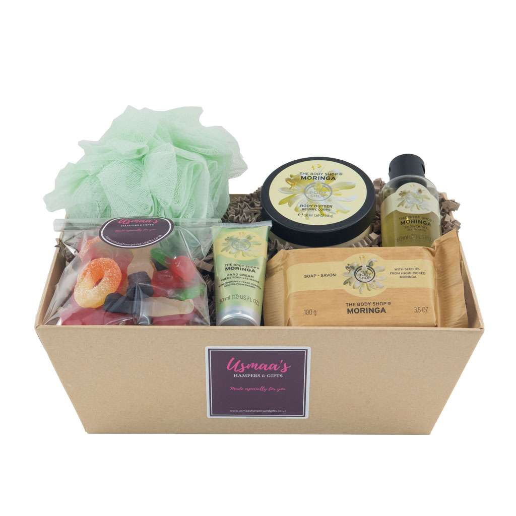 Pamper Hamper - Body Shop | Usmaa's Hampers & Gifts