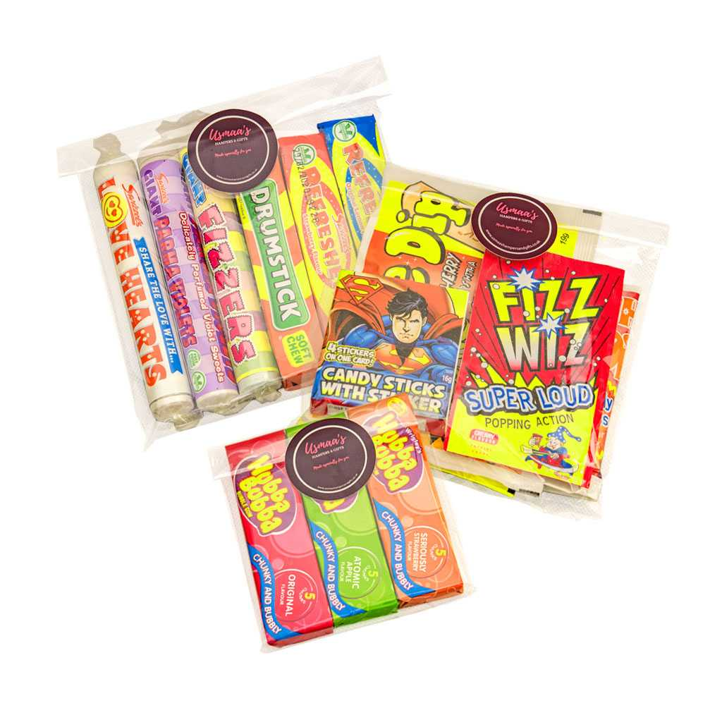 Retro Packs Bundle - Usmaas Hampers & Gifts