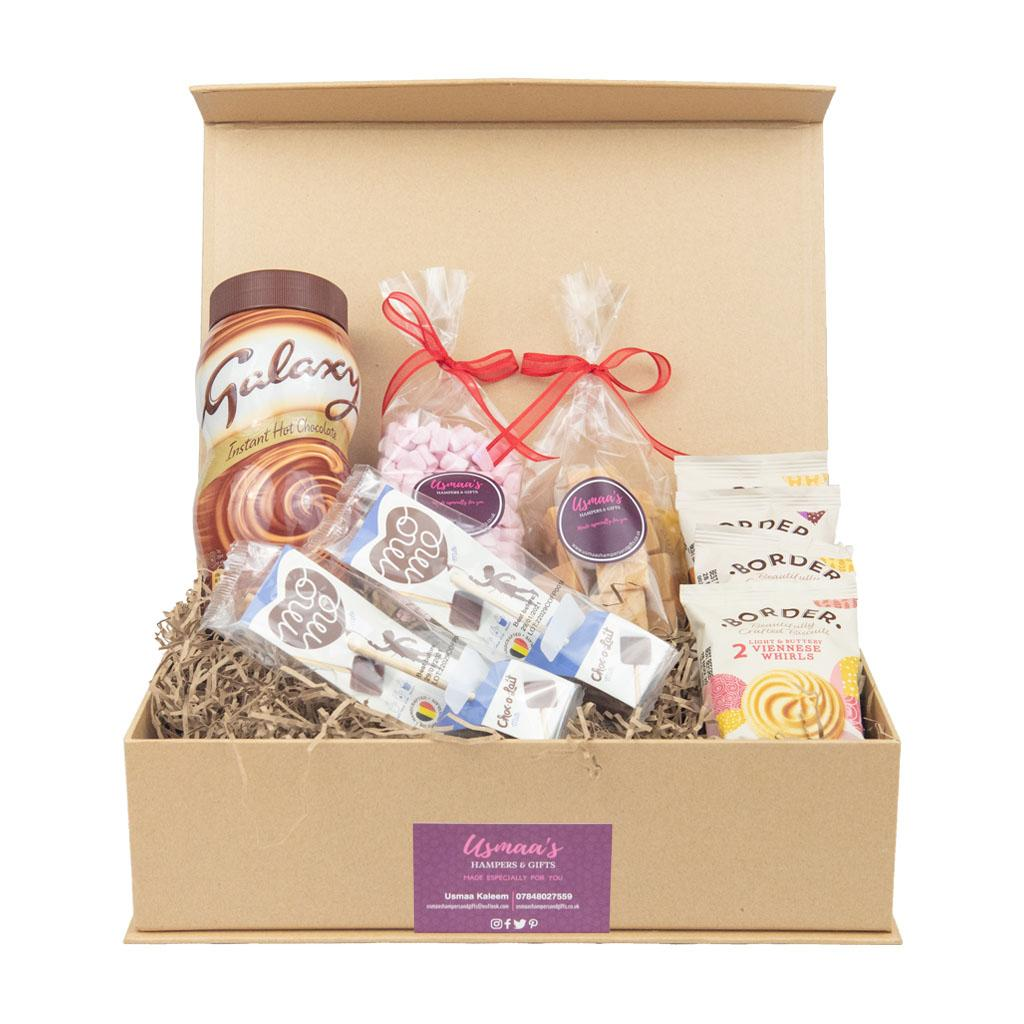 Hot Chocolate - Galaxy Hamper | Usmaa's Hampers & Gifts