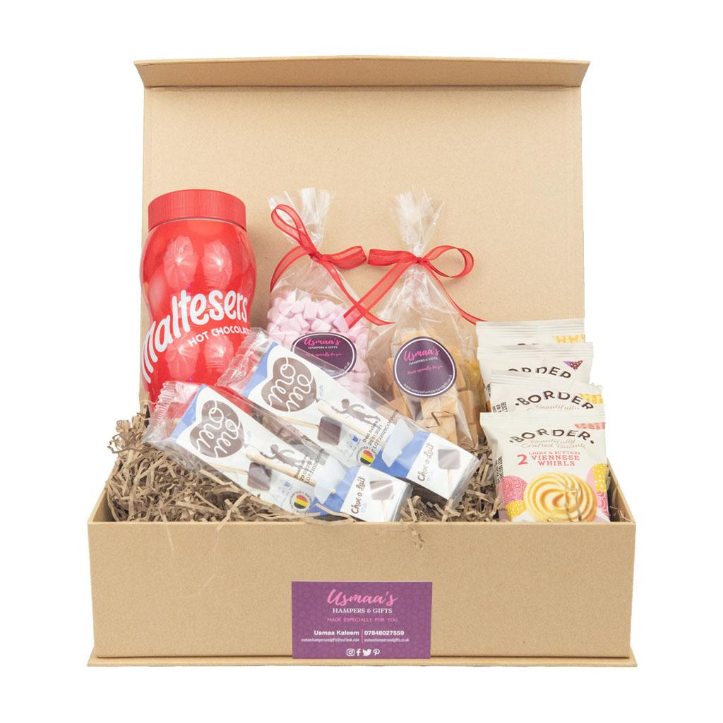 Hot Chocolate - Maltesers Hamper | Usmaa's Hampers & Gifts