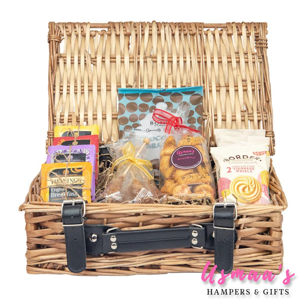Deluxe Tea Break - Black Tea Hamper | Usmaa's Hampers & Gifts