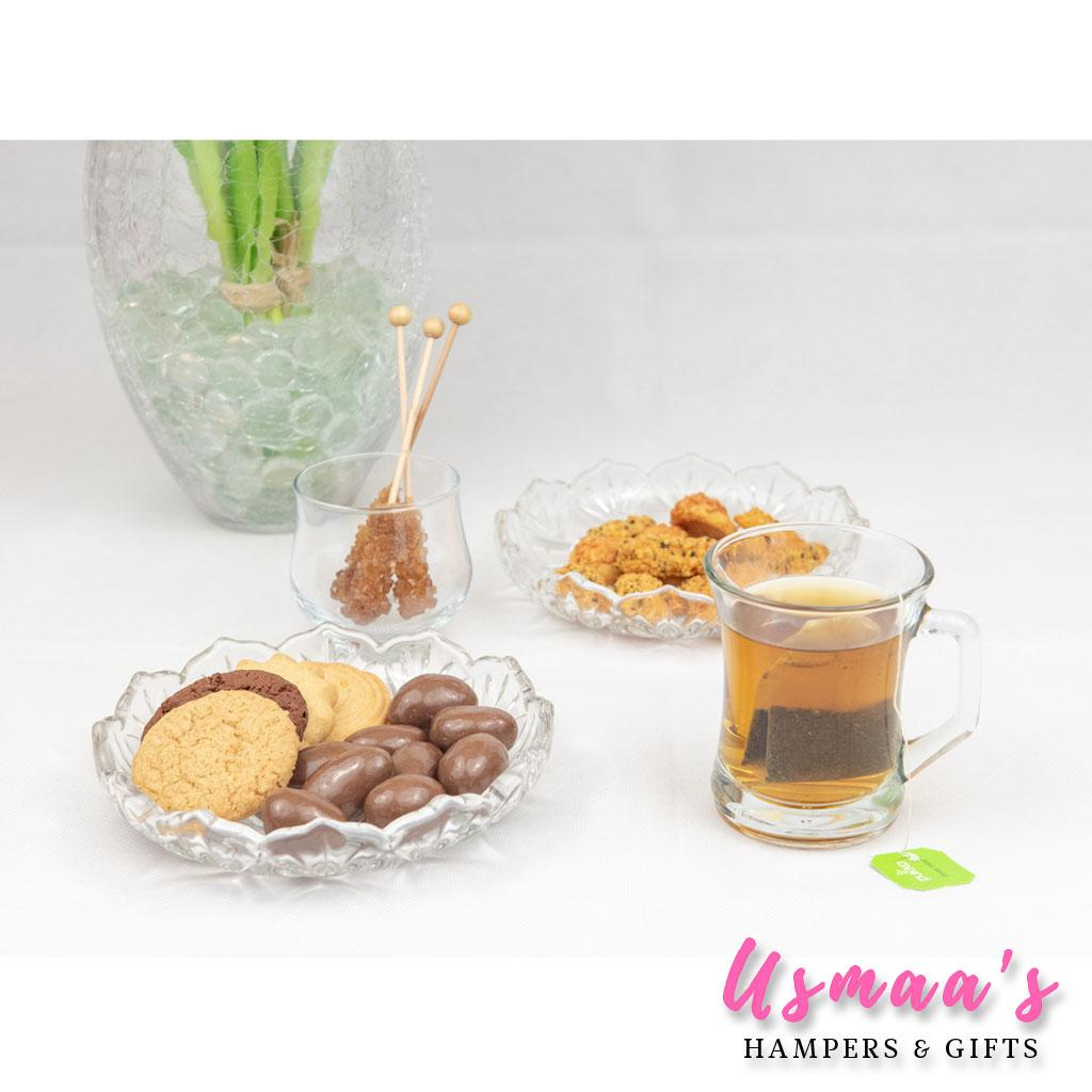 Tea Break - Herbal Tea Hamper | Usmaa's Hampers & Gifts