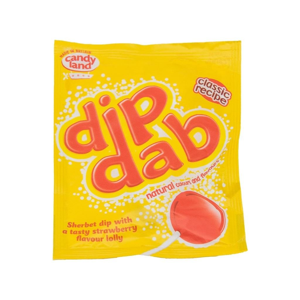 Dip Dab - 8 Packs Retro Sweets - Usmaa's Hampers & Gifts