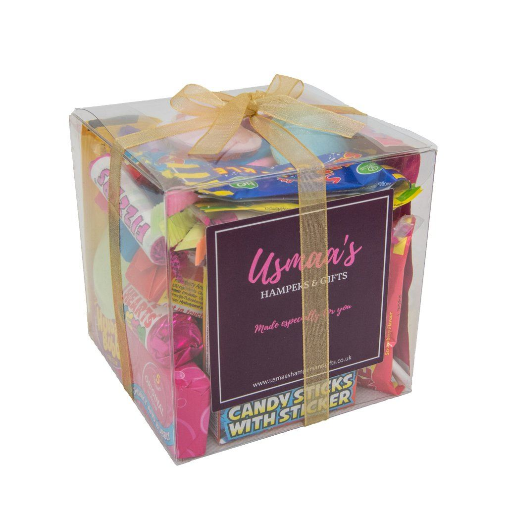 Retro Mix Cube - Usmaas Hampers & Gifts
