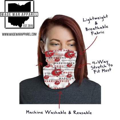 Ear Loop and  Neck Gaiter Mask Collection