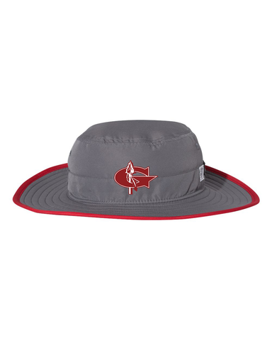 Goshen Warrior Ultralight Embroidered Bucket Hat