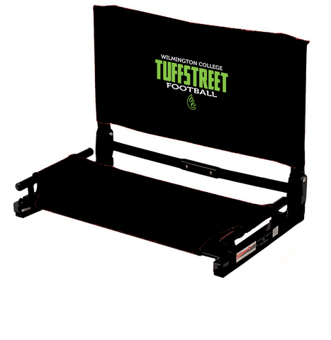 TUFFStreet Embroidered Stadium Chair