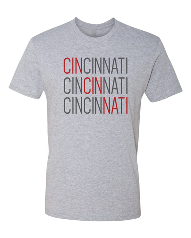 Cincy triple Tee!