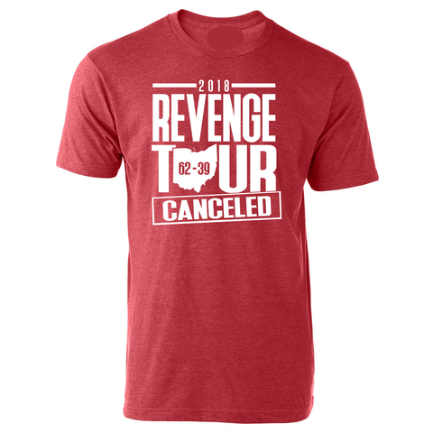 Wage War Apparel Ohio Revenge Tour Canceled T-Shirt